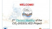 Second plenary meeting of the CO2-DISSOLVED project (Paris, France)
