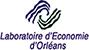 Logo Laboratoire d'Economie d'Orléans